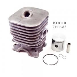 Цилиндър с бутало за Хускварна 125R, 128R