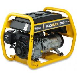 Генератор  Promax 6000 ea Briggs&Stratton с вграден стартер и акумулатор