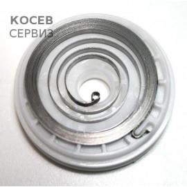 Стартерна ролка с пружина к-т за Хускварна 323RII, 323HD60, 326HD60, 326HD75