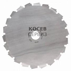 Циркулярен диск за храсти 200х25.4х22