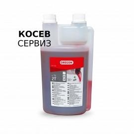 Двутактово  масло Oregon  с дозатор  1л.