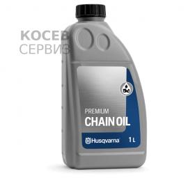Минерално масло Хускварна за смазване на веригата