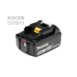 Акумулаторна батерия Makita LTX  18V  3.0 Ah